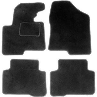 ACI textilní koberce pro HYUNDAI Santa Fe 12-17  černé