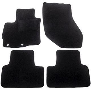 ACI textilní koberce pro MITSUBISHI ASX 10-  černé