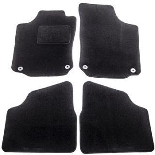 ACI textilní koberce pro OPEL Corsa 00-06  černé