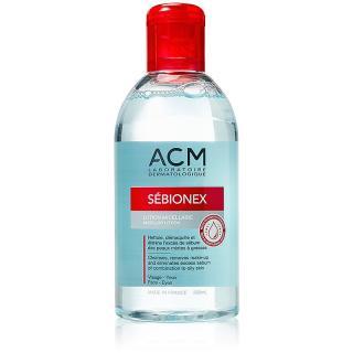 ACM Sébionex micelární voda pro mastnou a problematickou pleť 250 ml dámské 250 ml