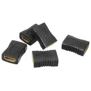 Adaptér HDMI F/F 5 ks