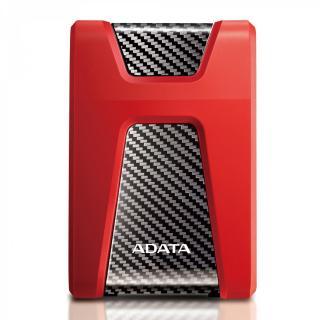 ADATA HD650 1TB 2.5 HDD USB 3.1, červená