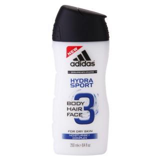 Adidas 3 Hydra Sport sprchový gel pro muže 250 ml pánské 250 ml