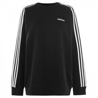 Adidas 3S Crew Sweater Ladies dámské Black XS