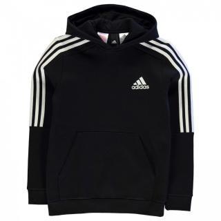 Adidas 3S Logo OTH Hoodie Junior pánské Black S