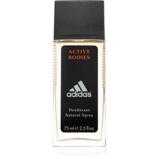 Adidas Active Bodies deodorant a tělový sprej pro muže 75 ml pánské 75 ml