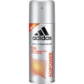 Adidas Adipower antiperspirant ve spreji pro muže 150 ml pánské 150 ml