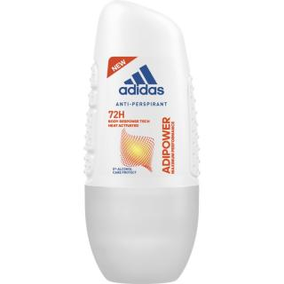 Adidas Adipower deodorant roll-on pro ženy 50 ml dámské 50 ml