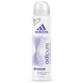 Adidas Adipure deodorant ve spreji pro ženy 150 ml dámské 150 ml