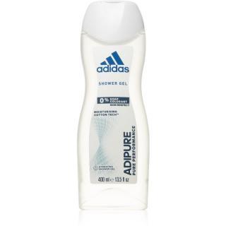 Adidas Adipure hydratační sprchový gel pro ženy 400 ml dámské 400 ml