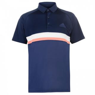Adidas Club Polo Shirt Mens Collegiate Navy   Other L