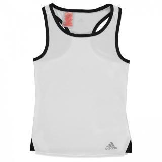 Adidas Club Tank Top Junior Girls dámské White | Other S