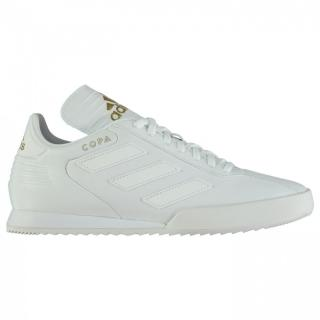 Adidas Copa Super Mens Leather Trainers pánské Other | Triple White Mens footwear