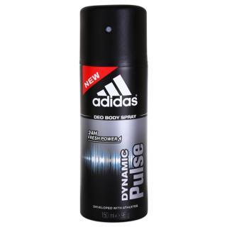 Adidas Dynamic Pulse deodorant ve spreji pro muže 150 ml pánské 150 ml