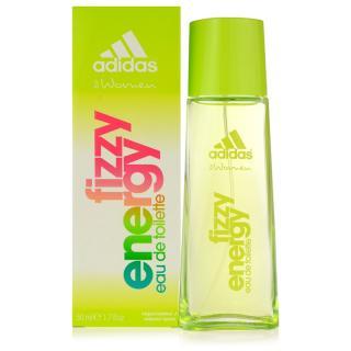 Adidas Fizzy Energy toaletní voda pro ženy 50 ml dámské 50 ml