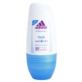 Adidas Fresh Cool & Care deodorant roll-on pro ženy 50 ml dámské 50 ml