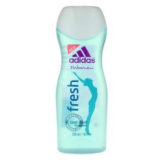 Adidas Fresh sprchový gel pro ženy 250 ml dámské 250 ml