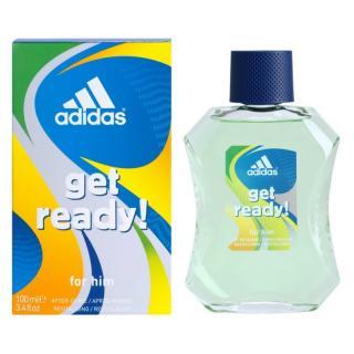 Adidas Get Ready! voda po holení pro muže 100 ml pánské 100 ml
