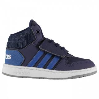 Adidas Hoops High Top Trainers Infant Boys Other C3 (19)