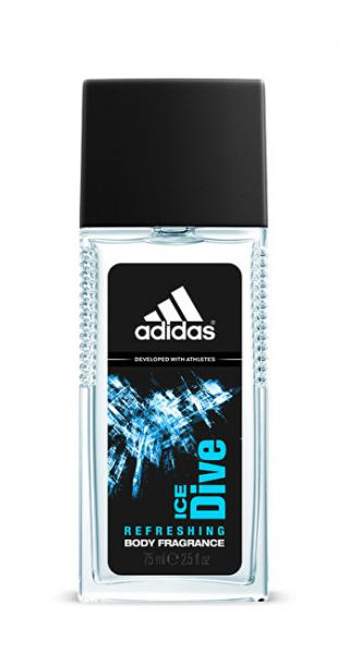Adidas Ice Dive - deodorant s rozprašovačem 75 ml pánské