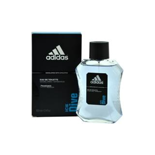 Adidas Ice Dive toaletní voda pro muže 100 ml pánské 100 ml