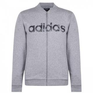 Adidas Linear Tracksuit Jacket Mens pánské Other M