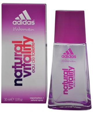 Adidas Natural Vitality - EDT 30 ml dámské
