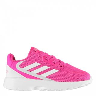 Adidas Nebular Zed Infant Girls Trainers Other C4 (20)