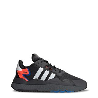 Adidas NiteJoggerMan pánské Black UK 10.5
