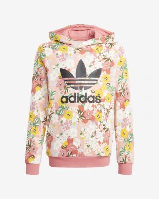 adidas Originals Her Studio London Mikina dětská Růžová dámské 158