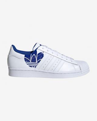 adidas Originals Superstar Tenisky Modrá Bílá pánské 42 2/3
