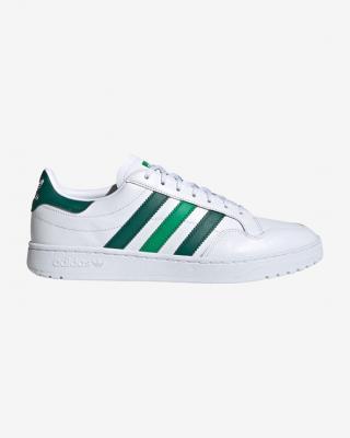 adidas Originals Team Court Tenisky Zelená Bílá pánské 46 2/3