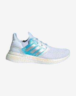 adidas Originals Ultraboost 20 Tenisky Modrá Bílá dámské 40 2/3