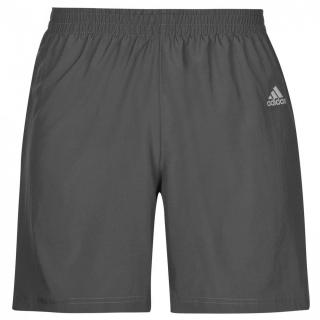 Adidas Own The Run Shorts Mens pánské Grey S