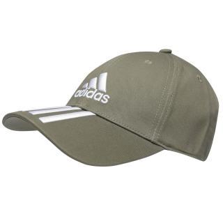 Adidas Performance 3S Cap Mens pánské Khaki One size