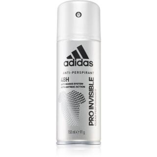 Adidas Pro Invisible antiperspirant proti bílým skvrnám pro muže 150 ml pánské 150 ml
