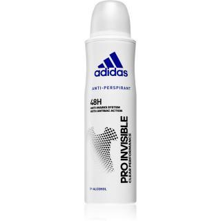 Adidas Pro Invisible antiperspirant proti bílým skvrnám pro ženy 150 ml dámské 150 ml