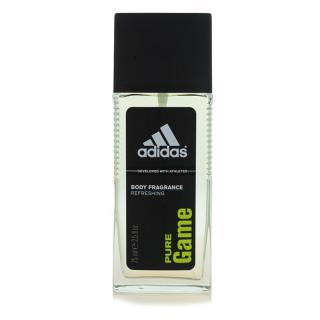 Adidas Pure Game deodorant s rozprašovačem pro muže 75 ml pánské 75 ml