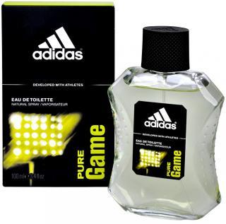 Adidas Pure Game - EDT 100 ml pánské
