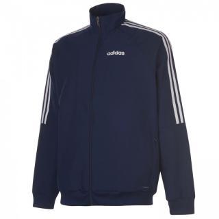 Adidas Sereno Track Jacket Mens pánské Navy M