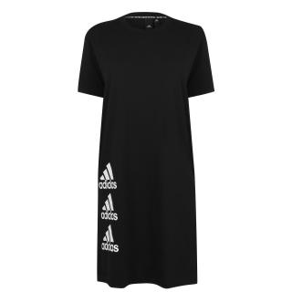 Adidas Stacked Logo Dress Ladies dámské Other M