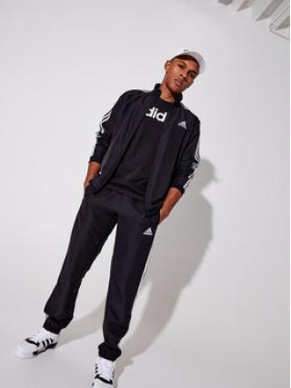 adidas T-Shirt Essentials Linear DU0404 Černá Regular Fit pánské XL