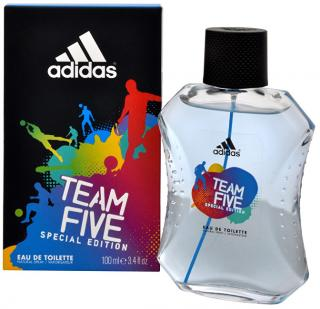 Adidas Team Five - EDT 100 ml pánské