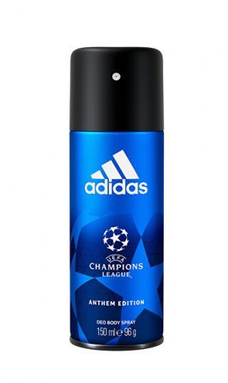 Adidas UEFA Anthem Edition - deodorant ve spreji 150 ml