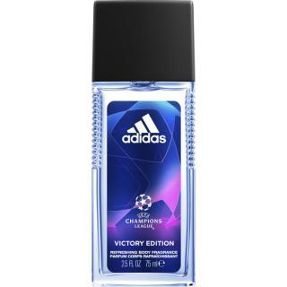 Adidas UEFA Champions League Victory Edition deodorant ve spreji pro muže 75 ml pánské 75 ml