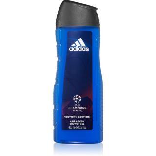 Adidas UEFA Champions League Victory Edition sprchový gel na tělo a vlasy 2 v 1 400 ml pánské 400 ml