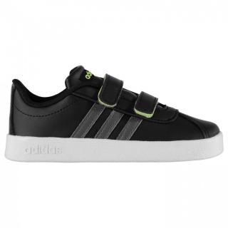 Adidas VL Court 2.0 Trainers Infant Boys Other C5 (21)