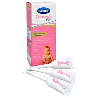 Adiel Conceive Plus - lubrikační gel pro podporu početí s aplikátorem dámské