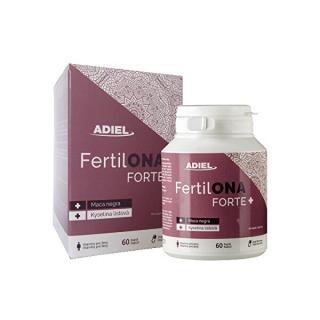Adiel FertilONA forte PLUS vitamíny pro ženy 60 kapslí dámské