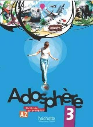 Adosphére 3 -- Učebnice - Himber Celine